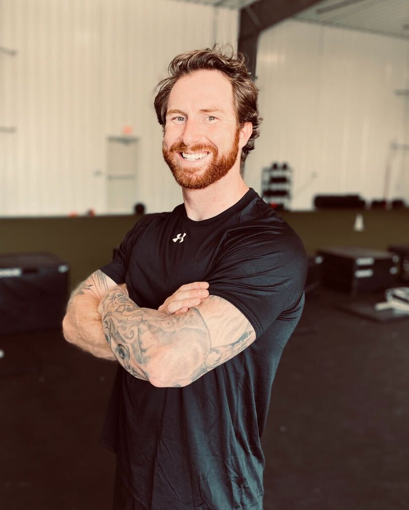 7: Interview with a CrossFit Coach; Who is Alex Bowes?