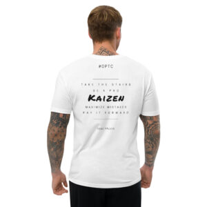 White Core Value Shirt (Kaizen)